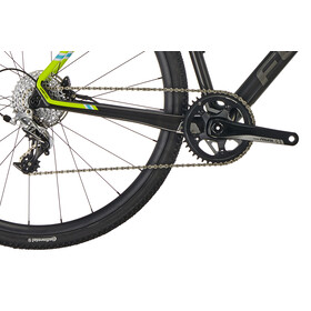 FOCUS Mares Sram Rival 1 carbon/blue/green